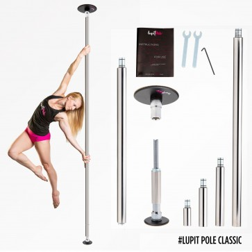 Lupit Pole Classic 42mm Chrome G2