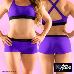 X-pole Seamless Short
