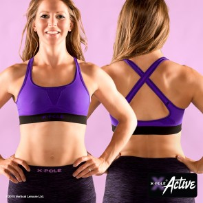 X-pole Seamless Crop Top