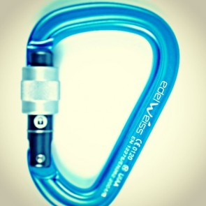 Edelweiss Light alloy Karabiner