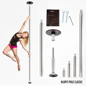 Lupit Pole Classic 45mm Chrome G2