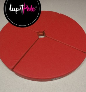 Lupit Mat Standard Red 12cm