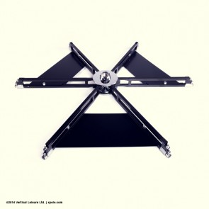 X-stage weight plate